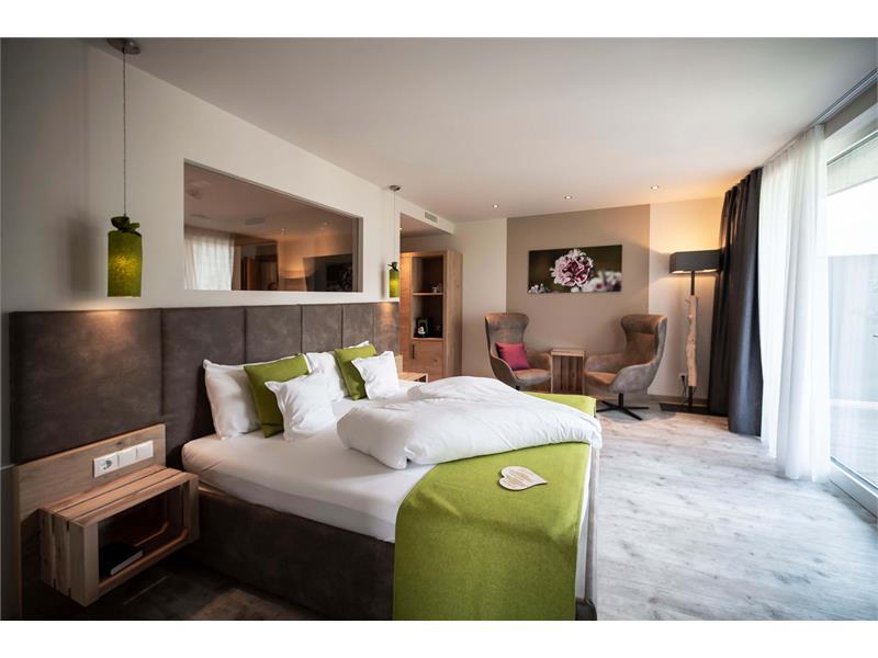 Zimmer im Hotel Pfeiss