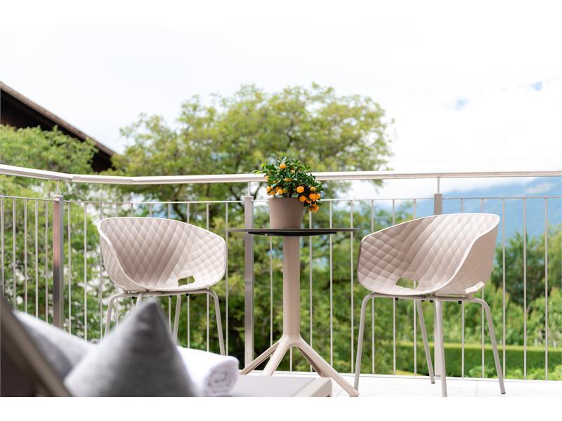 Komfortzimmer mit Dachterrasse
