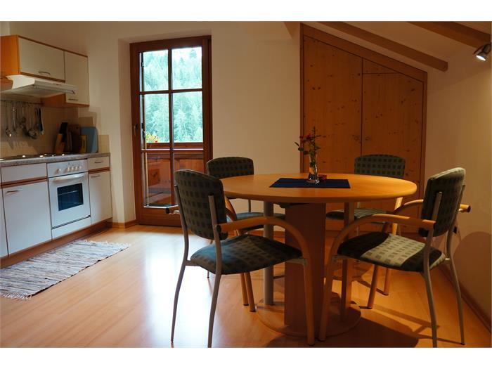 Küche - Mansardenwohnung 3