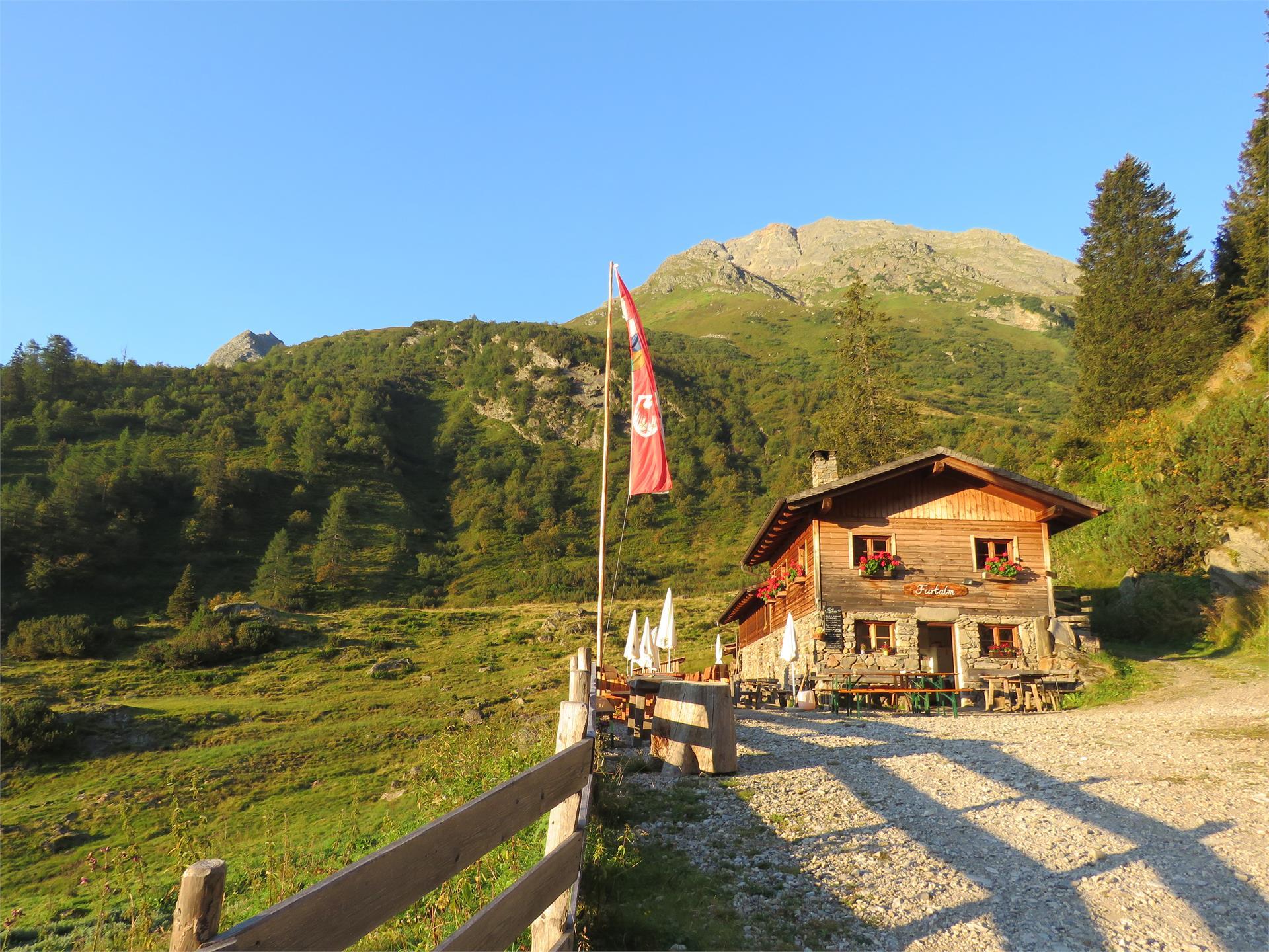 alpine hut Furt