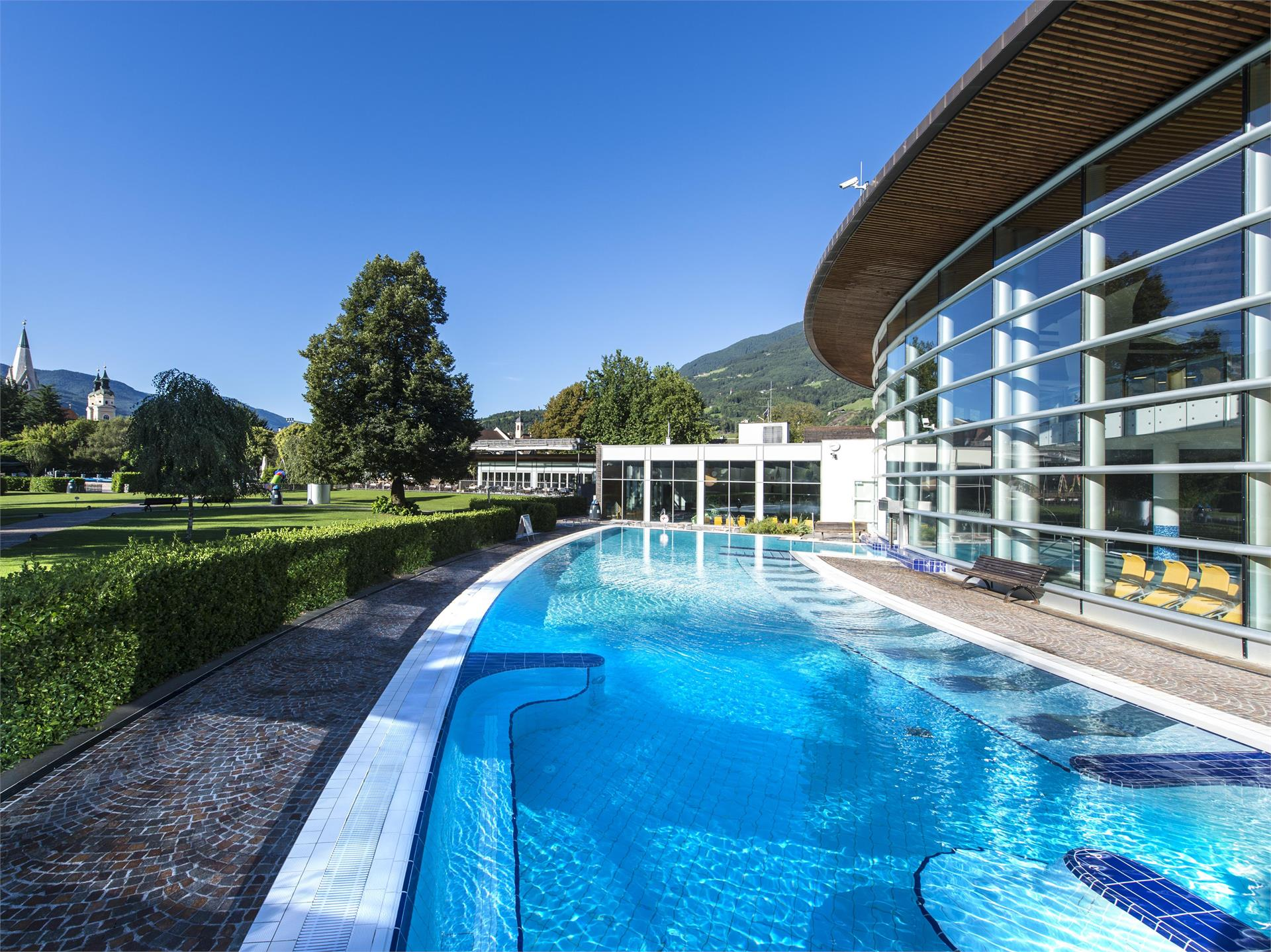 Acquarena outdoor swimming pool