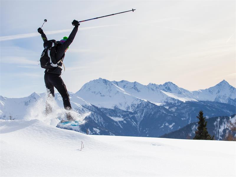 Escursione con le racchette da neve nella Val Passiria