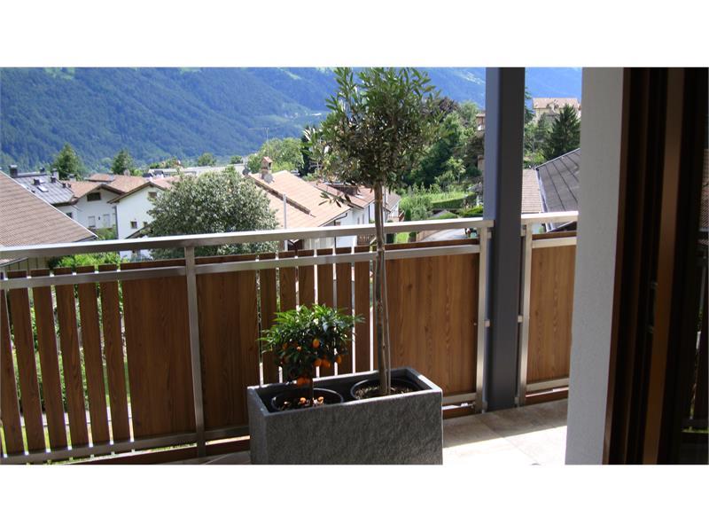 balcony von view