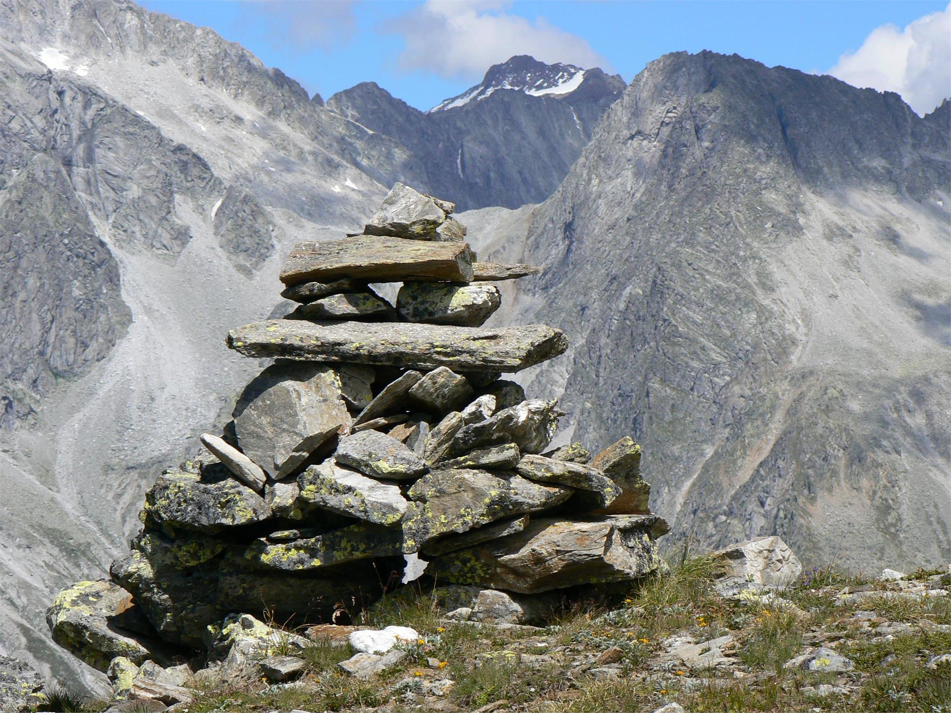 "Mountain hike Lakes ""Ochsenfelder Seen (2555m)"""