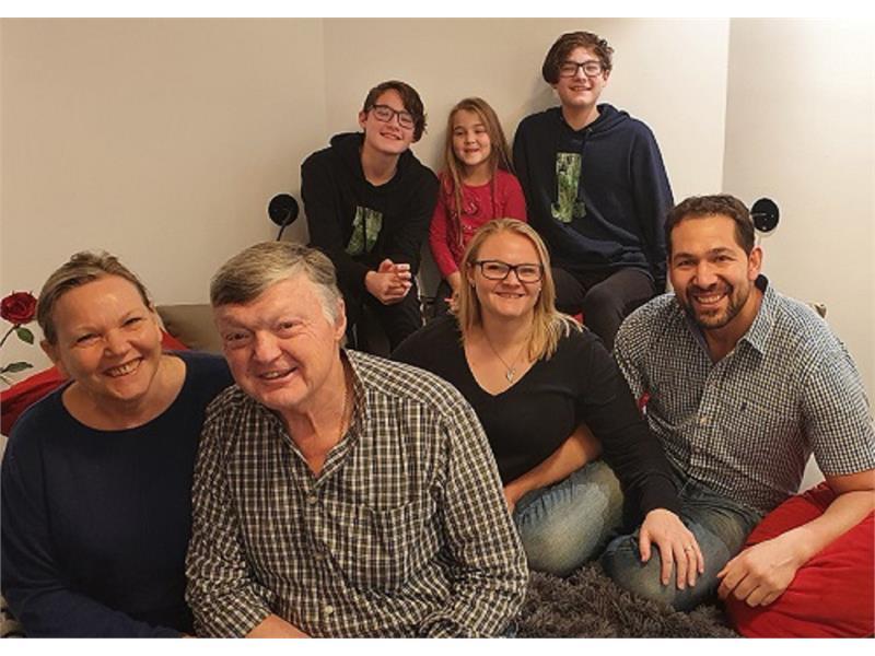 Famiglia Herz e Eschgfäller