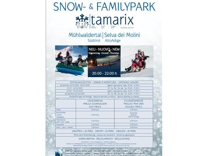 Tamarix Familypark