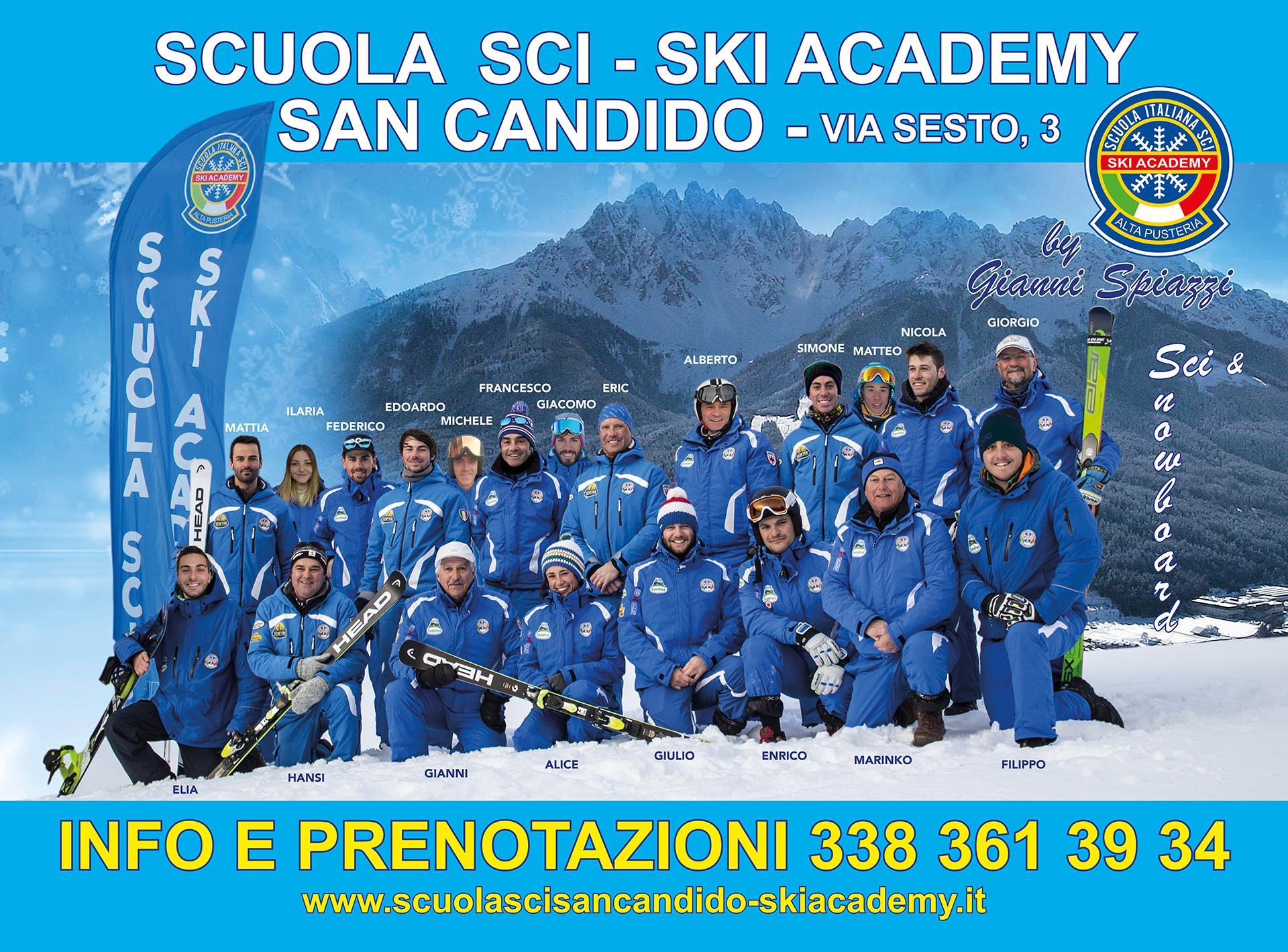 Ski Academy Alta Pusteria by Gianni Spiazzi