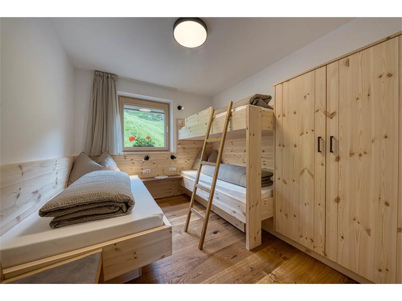Die Ferienwohnungen bieten Platz für 2 bis 7 Personen - Ferienwohnung Lavendel
