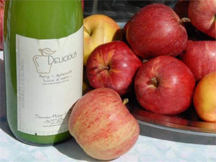 our apple juice