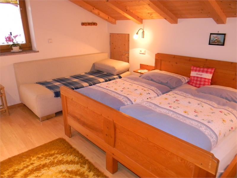 Comfortable rooms - Unterwegerhof