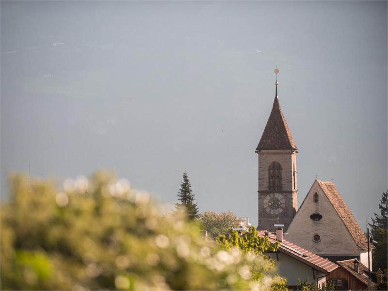 St. Peter Kirche Lana