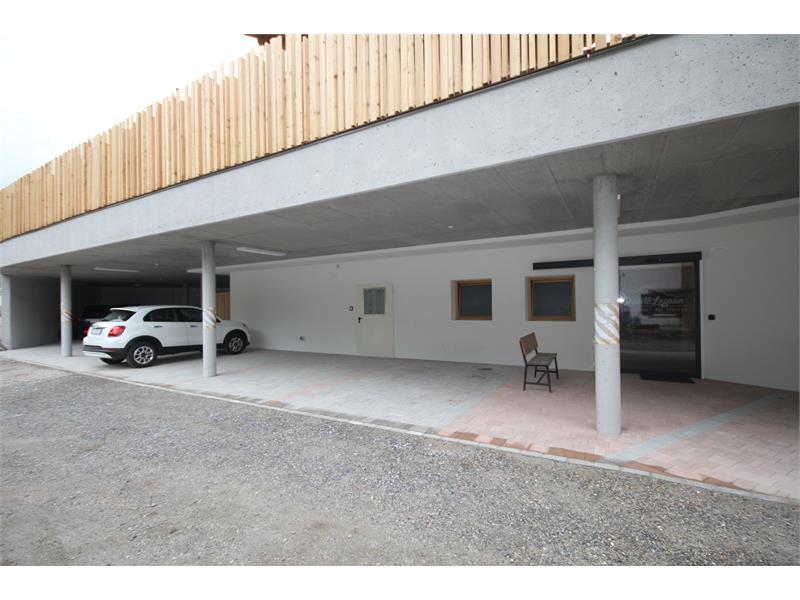 Chalets Lagaun Garage 1