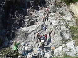 Climbing Fortezza Franzensfeste