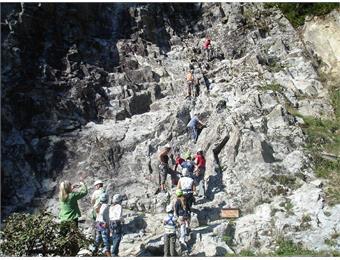 Klettergarten Franzensfeste
