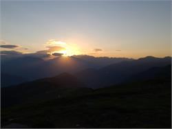 Da non perdere: l'alba sul Passo Giovo con colazione alpina