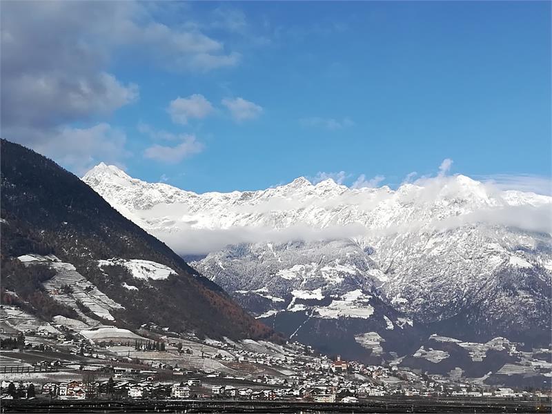 monte Tschigat e Lodner