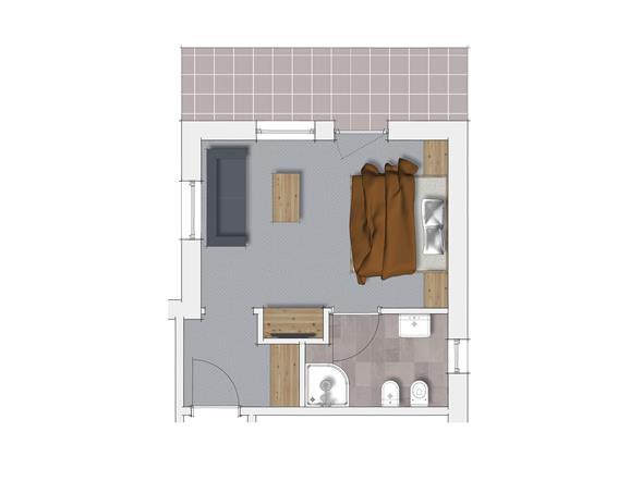 Zimmer Kat. B