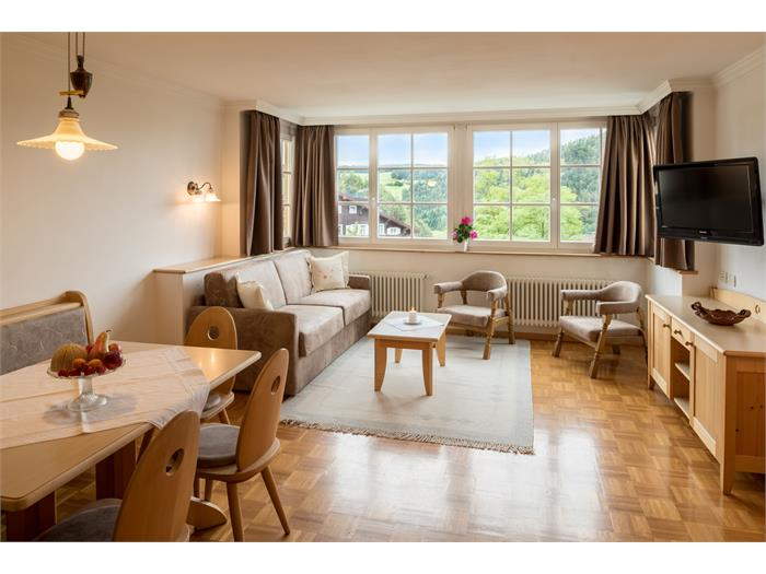 Appartamento Brunelle salotto