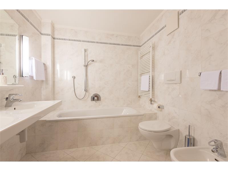 Apartement Margherite bath