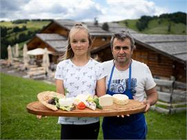 Cheese dairy Saltner Schwaige Saltria