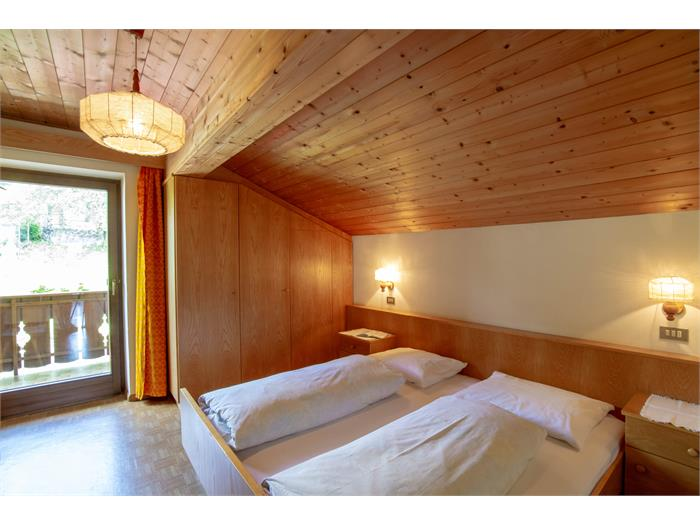 Schlafzimmer 2 Mondschein