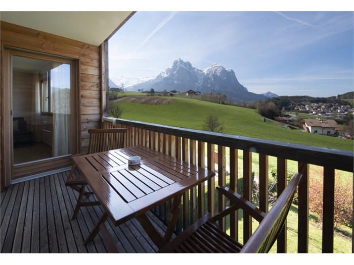 Apartments Sun – Kastelruth, Balkon Apartment Typ B
