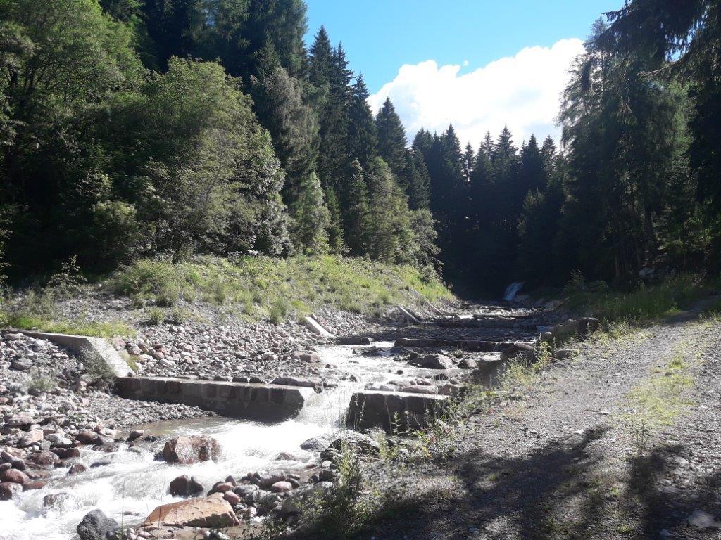 NUOVO Sentiero della cascata