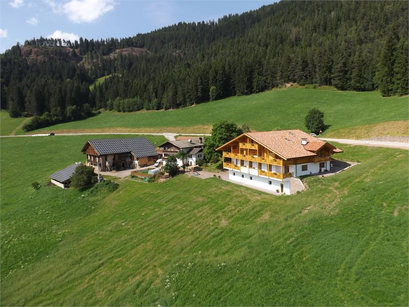 Vacanze al maso - Thalerhof a Verano, Alto Adige