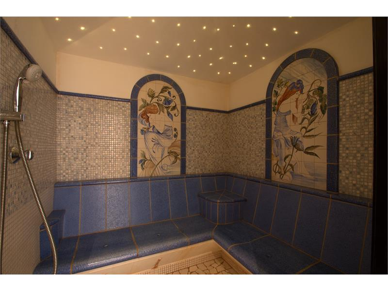 Spa - steam bath