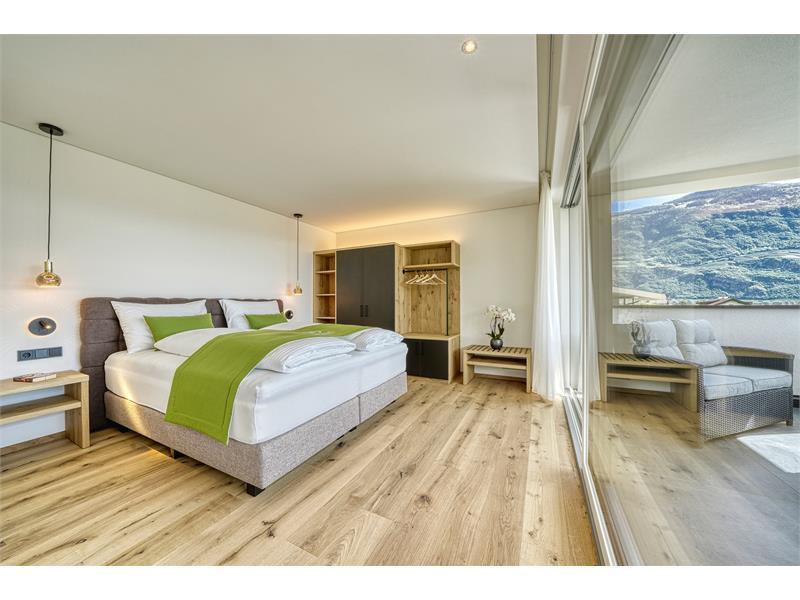 2. Schlafzimmer Wohnung Terrazza