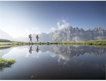 Plose - area sciistica ed escursionistica