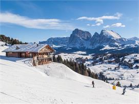 Tschötsch mountain hut