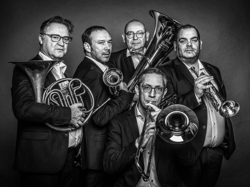 Belgian Brass - Badia Musica