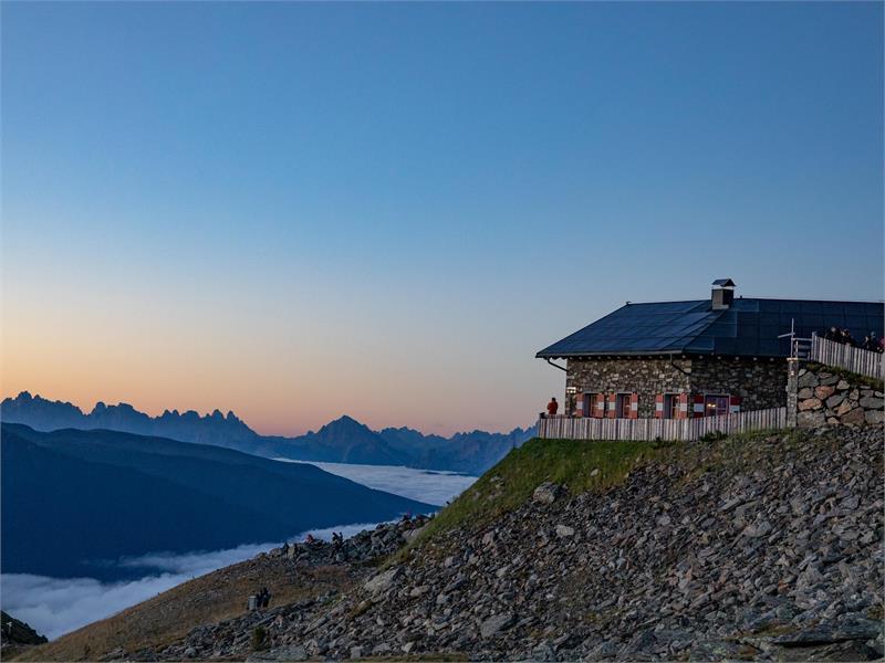 Sonnklarhütte   Zona escursionistica Speikboden