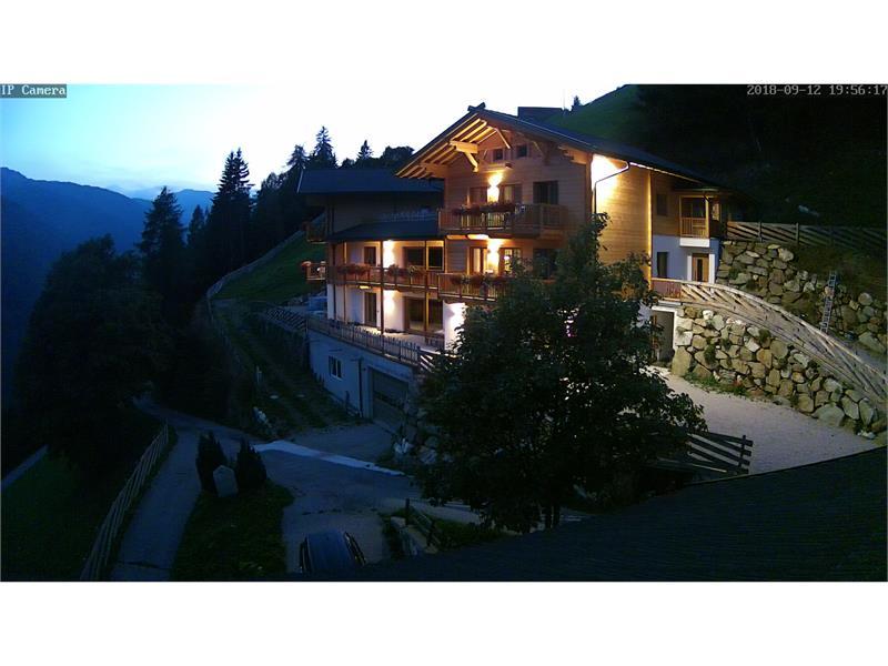 Residence am Kalchgruberhof bei Nacht