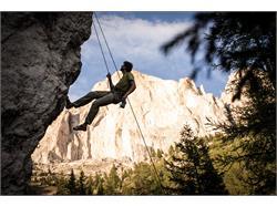 Parchi d'arrampicata Carezza -Piccola Croda Rossa