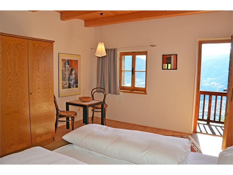 Schlafzimmer - Kohlstatt Hütte