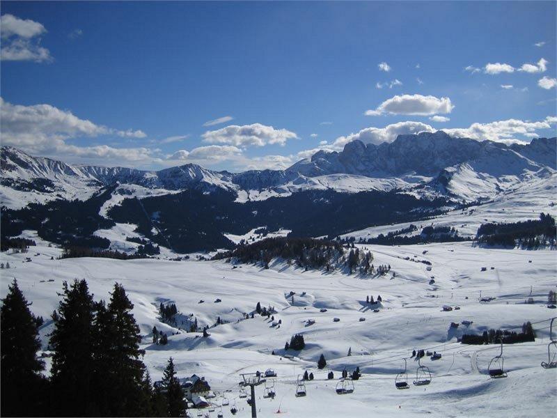 Alpe di Siusi inverno