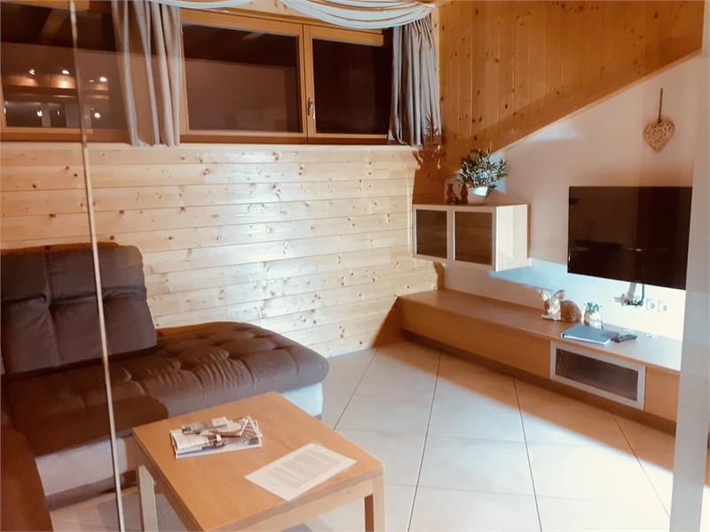 Comfortable living room - House Mittelberger, Avelengo/Hafling