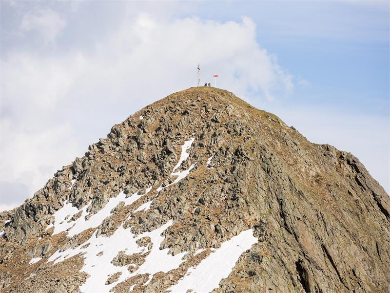 Escursione in montagna Riepenspitze