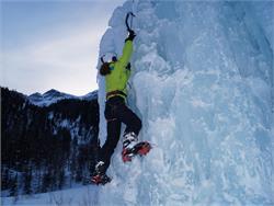 Arrampicata su ghiaccio per principianti