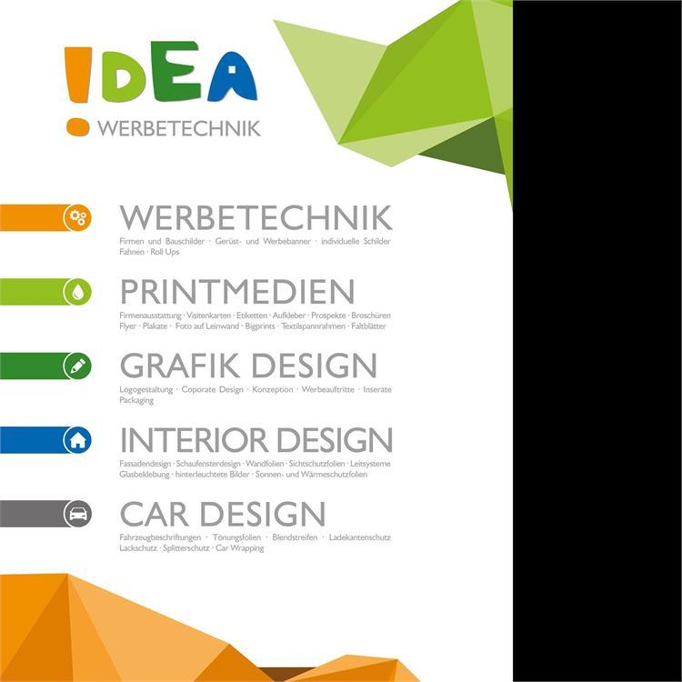 Idea Werbetechnik/Schuster Michael
