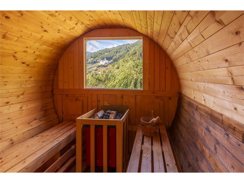 Sauna all´aperto