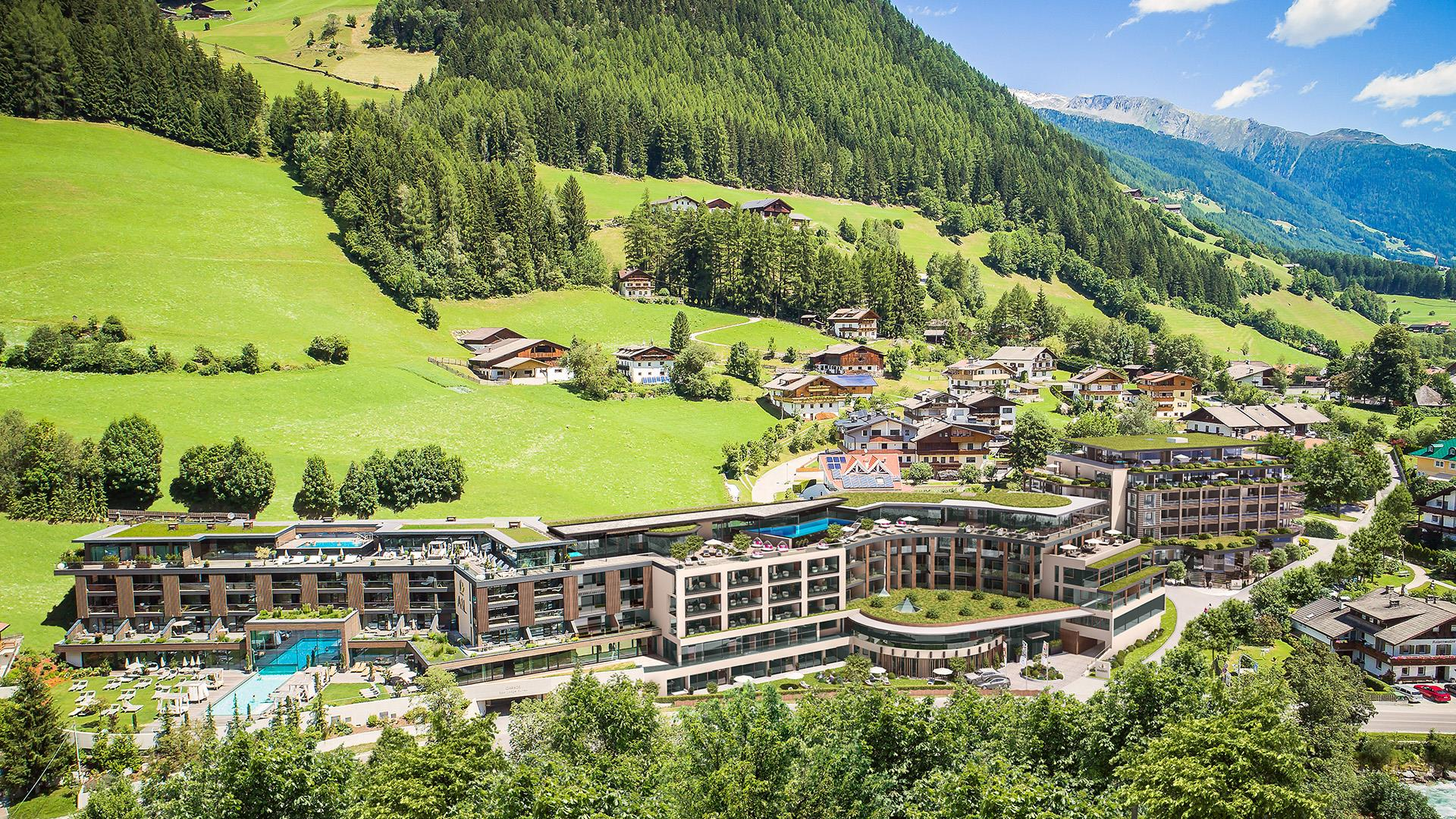 Wellnessresort AMONTI & LINDERHOF
