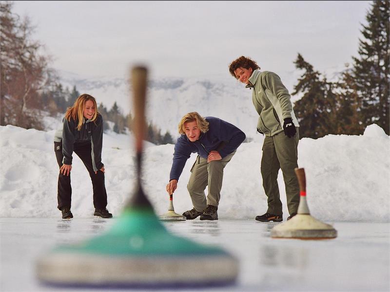Birilli su ghiaccio