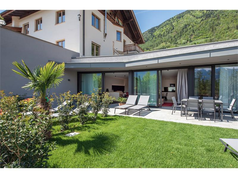 Garden-Apartment - Garden-Suite
