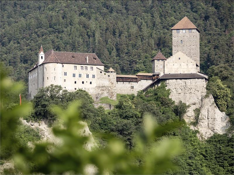Castel Tirolo a Tirolo, Alto Adige