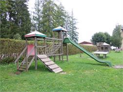 playground train station