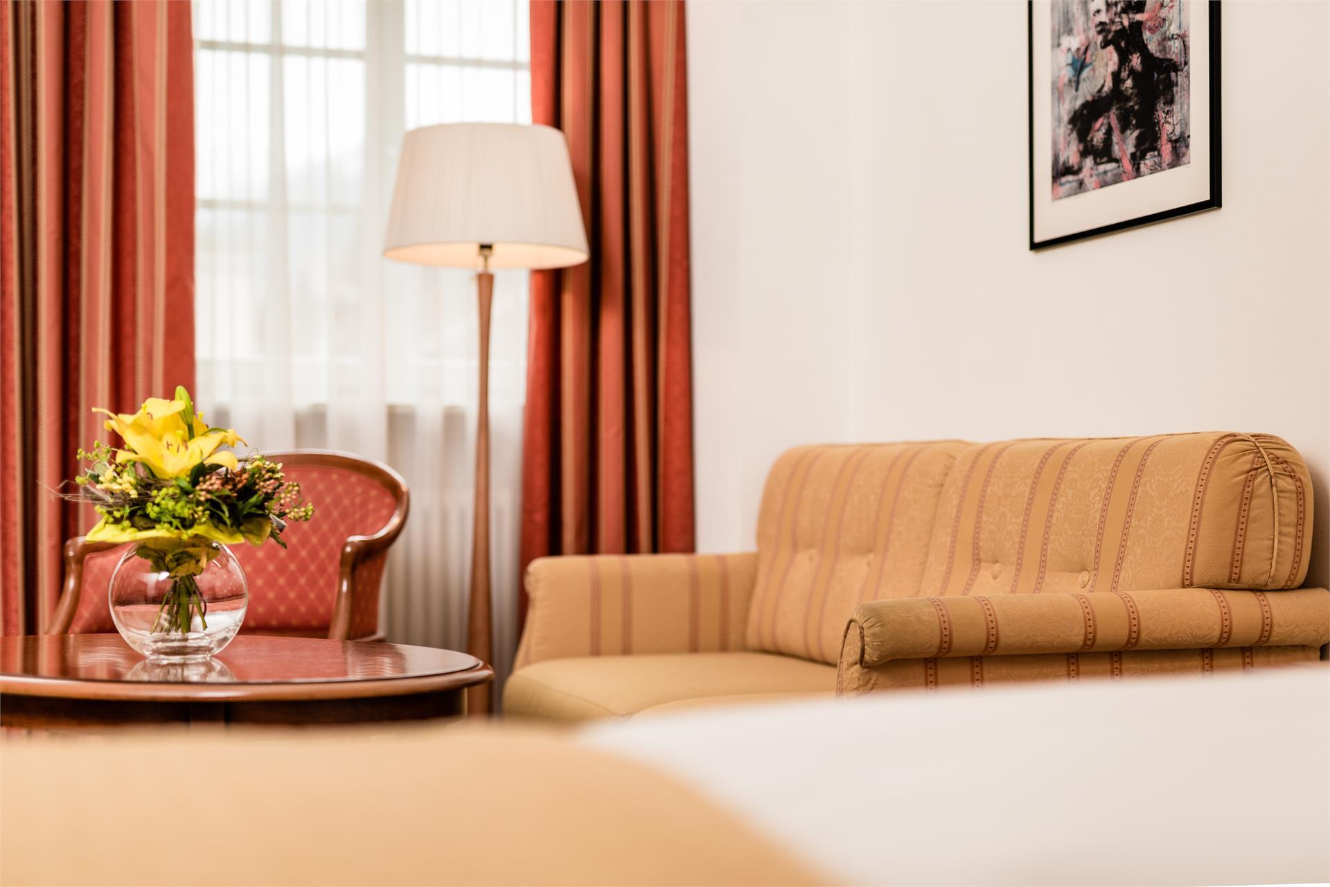 Zimmer im Hotel Lilie
