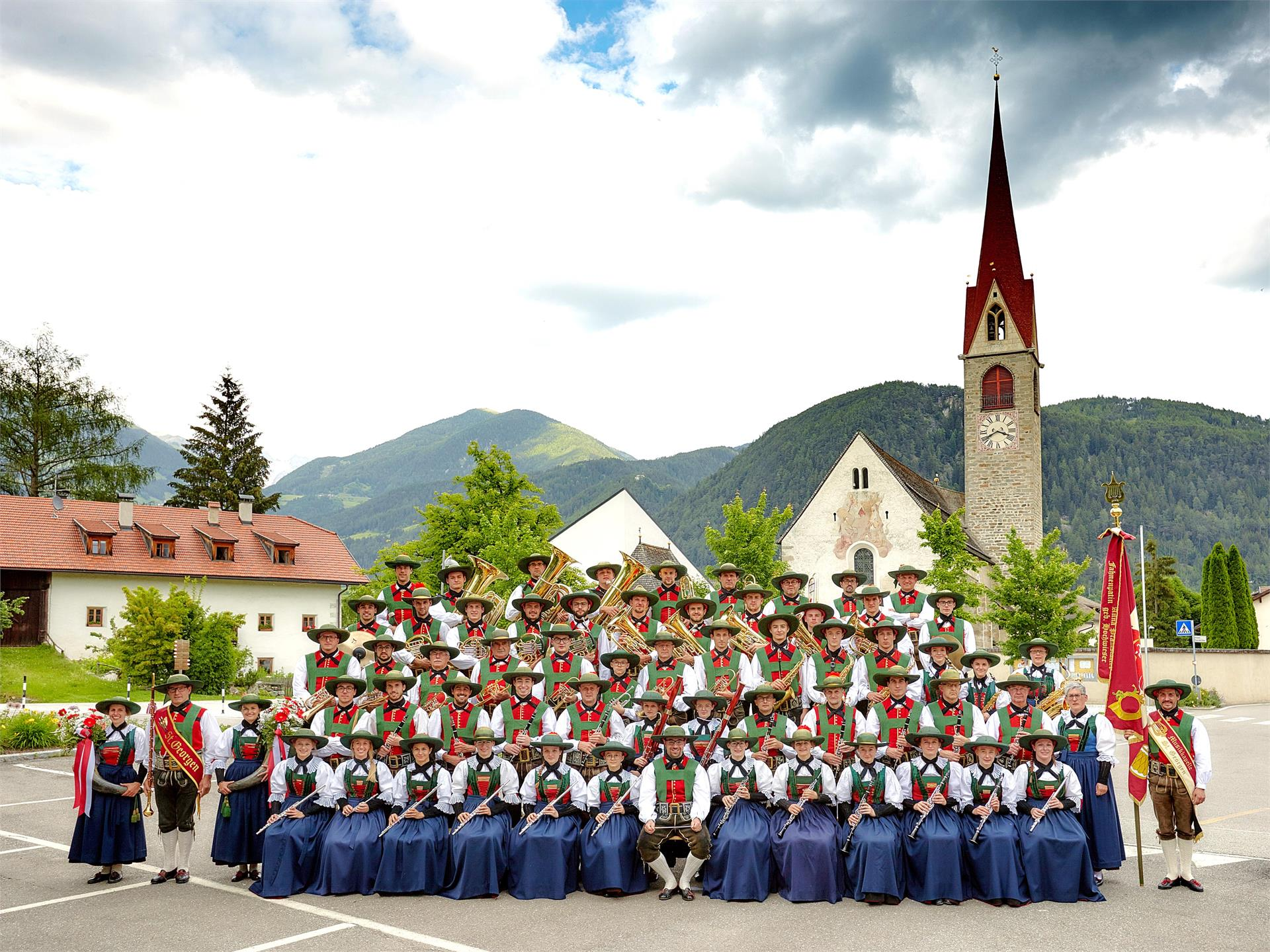 Spring Concert of the music band St. Georgen/S. Giorgio